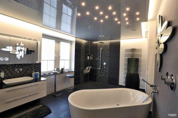 plafond badkamer vernieuwen/installeren, Meubels Ideeën