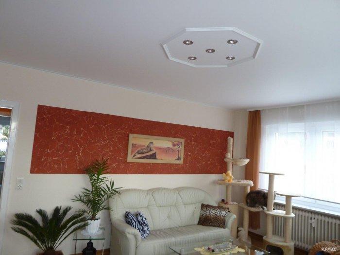 plafond woonkamer